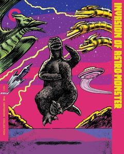 Invasion of Astro-Monster / Kaijû daisensô (1965) [Criterion Collection]