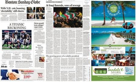 The Boston Globe – January 05, 2020