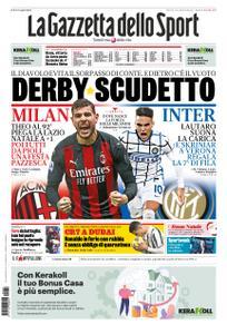 La Gazzetta dello Sport Roma – 24 dicembre 2020