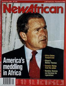 New African - September 2001