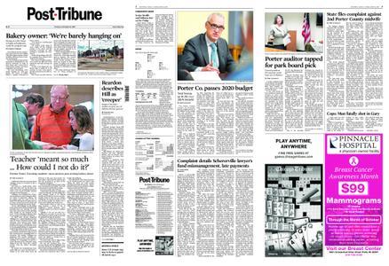 Post-Tribune – October 22, 2019