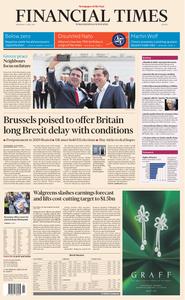 Financial Times Europe – 03 April 2019