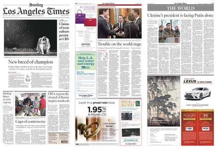 Los Angeles Times – December 08, 2019