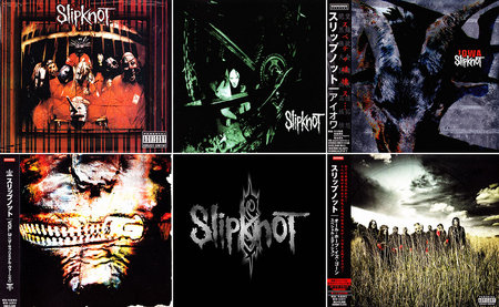 Slipknot - Albums Collection 1996-2008 (5CD) [Re-Up]