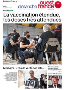 Ouest-France Édition France – 28 mars 2021