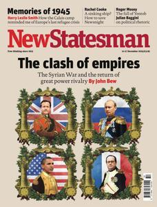 New Statesman - 11 - 17 December 2015