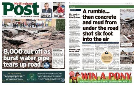 Nottingham Post – September 17, 2018
