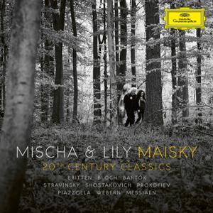 Mischa & Lily Maisky - 20th Century Classics (2019)