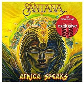 Santana - Africa Speaks (Target Exclusive) (2019)
