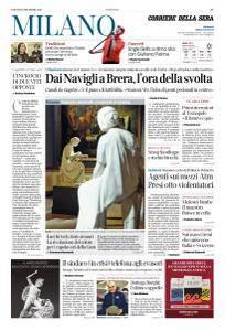 Corriere della Sera Milano - 23 Dicembre 2017