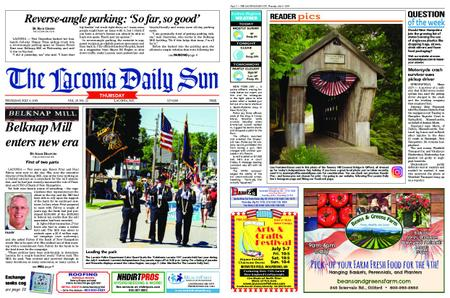 The Laconia Daily Sun – July 04, 2019