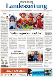Thüringische Landeszeitung – 12. November 2019