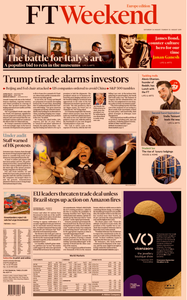 Financial Times Europe – 24 August 2019