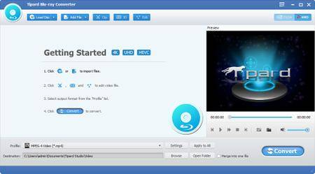Tipard Blu-ray Converter 9.2.22 Multilingual