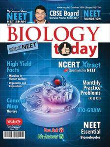 Biology Today - October 2016