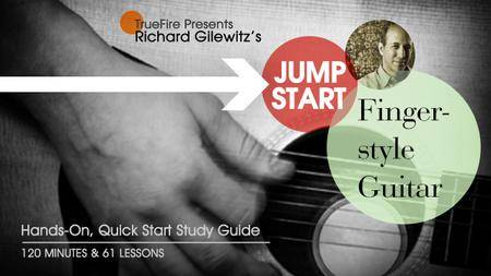 Truefire: Jump Start - Fingerstyle