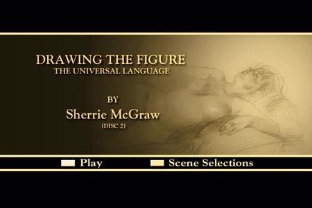 Drawing the Figure with Sherrie McGraw (DVD2)