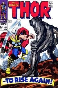 The Mighty Thor v1 151