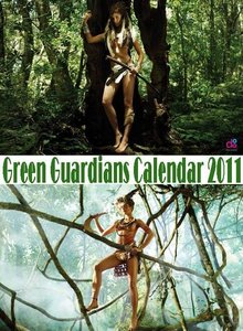 Green Guardians Calendar 2011