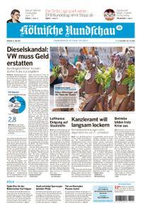 Kölnische Rundschau Wipperfürth/Lindlar – 26. Mai 2020