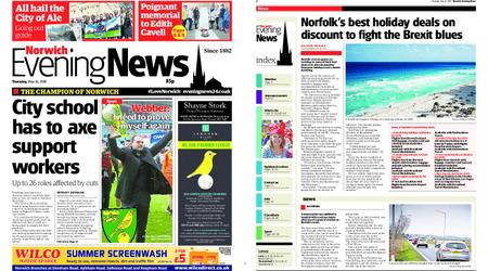 Norwich Evening News – May 16, 2019