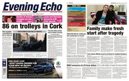 Evening Echo – January 09, 2019