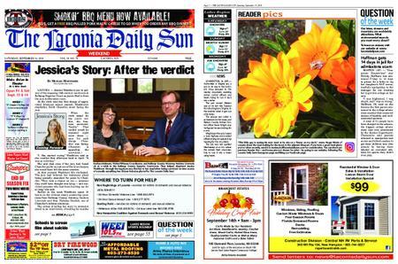 The Laconia Daily Sun – September 14, 2019