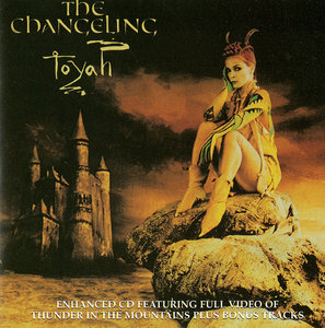 Toyah - The Changeling (1982) Reissue 1999