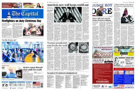 The Capital – December 26, 2017