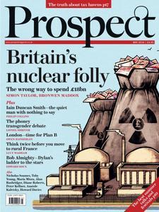 Prospect Magazine - May 2016