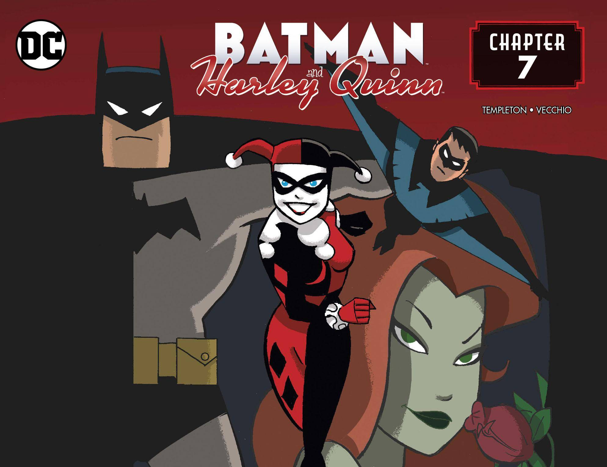 Batman and Harley Quinn 007 2017 digital Son of Ultron-Empire