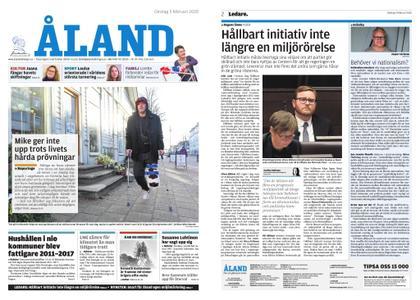 Ålandstidningen – 05 februari 2020