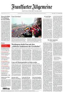 Frankfurter Allgemeine Zeitung F.A.Z. - 22. Mai 2018