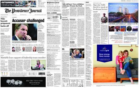 The Providence Journal – September 20, 2018