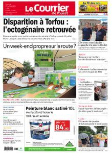 Le Courrier de l'Ouest Cholet – 31 juillet 2021