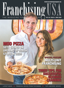 Franchising USA - March 2020