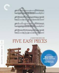 Five Easy Pieces (1970) [The Criterion Collection]