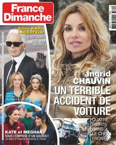 France Dimanche - 22 février 2019