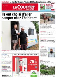 Le Courrier de l'Ouest Cholet – 21 août 2020