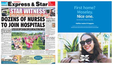 Express and Star Sandwell Edition – July 08, 2019