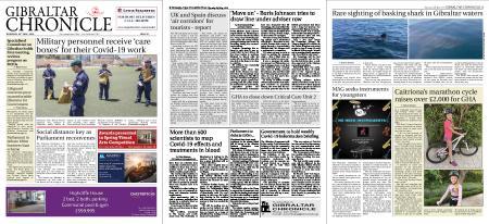 Gibraltar Chronicle – 28 May 2020