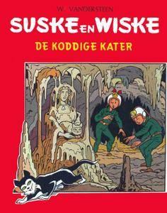 Suske En Wiske - 054 - De Koddige Kater 1965