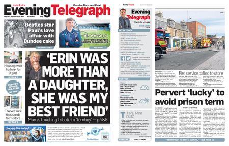 Evening Telegraph Late Edition – September 24, 2020