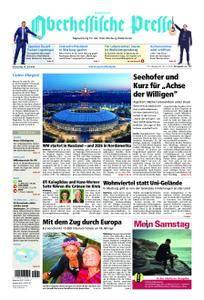 Oberhessische Presse Hinterland - 14. Juni 2018