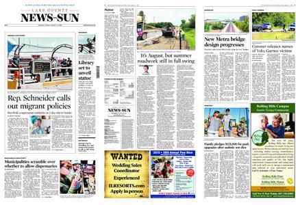 Lake County News-Sun – August 03, 2019