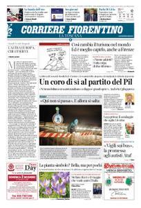 Corriere Fiorentino La Toscana – 28 novembre 2018