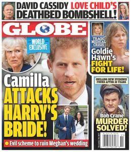 Globe - December 18, 2017