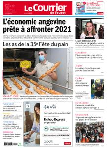Le Courrier de l'Ouest Angers – 04 janvier 2021