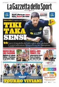 La Gazzetta dello Sport Roma – 10 luglio 2019