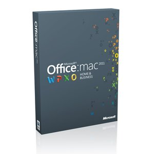 Microsoft Office for Mac 2011 SP4 v14.7.6 Standard Edition Volume License Multilingual